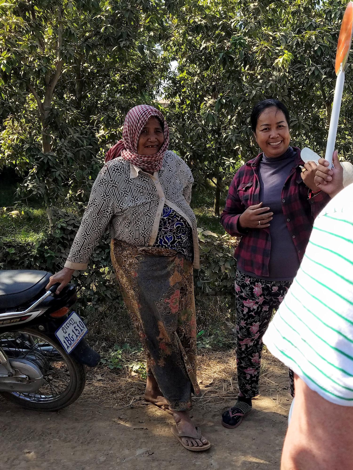 Ladies in the Village