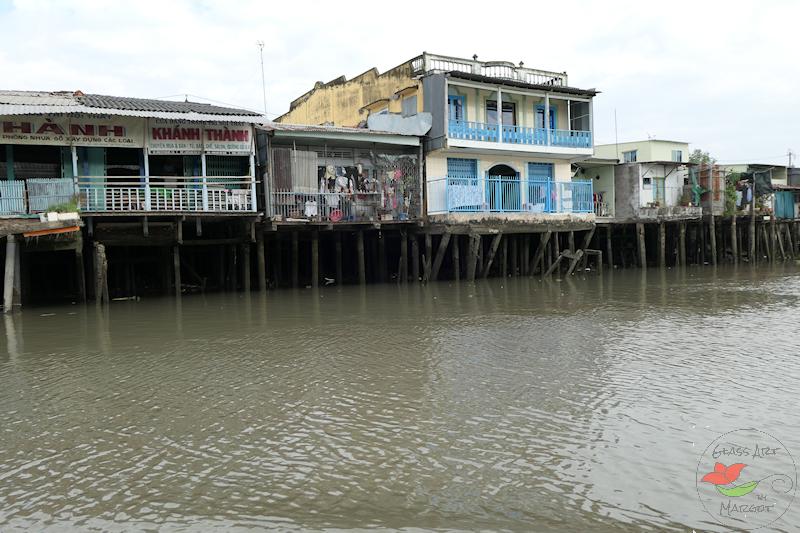 Along the Mekong