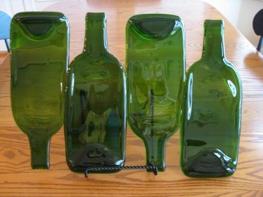 fused glass bottles 2