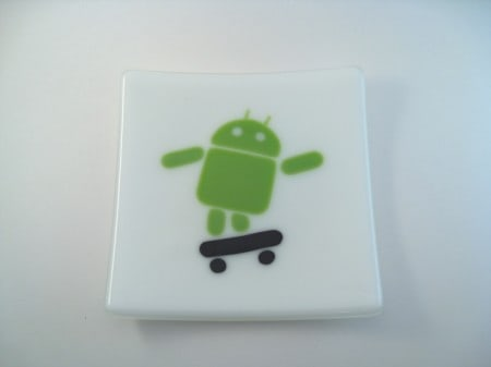 Android Sushi Plate