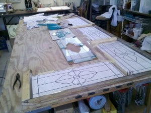 Stained Glass Pattern Setup