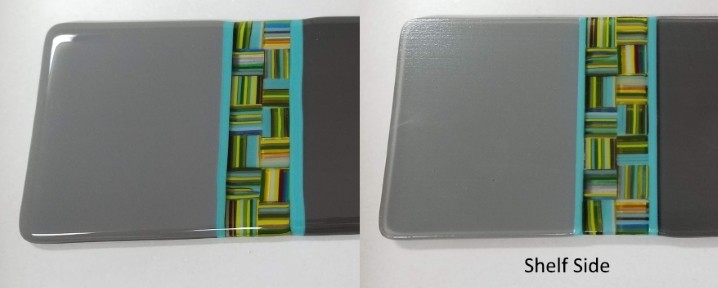 fused glass lines